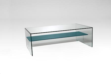 table basse verre colore sogemi. Black Bedroom Furniture Sets. Home Design Ideas